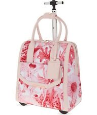 Ted Baker JENNELE Tonal Encyclopaedia travel bag Cabin Size Luggage