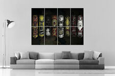 GAME OF THRONES FAMILLES FAMILY Wall Art Poster Grand format A0 Large Print