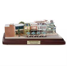 SIGNED by Olszewski 1st Ed. Disney Main Street Cinema Uptown Jewelers Miniature