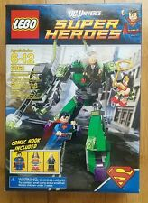 Lego Super Heroes Superman vs. Power Armor Lex 6862. New. NO BOX