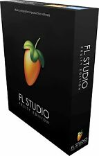Image Line FL Studio 12 Fruity Edition EDM Music Production DAW Windows BOX