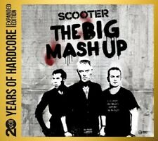 SCOOTER - 20 YEARS OF HARDCORE-THE BIG MASH UP  (2 CD)  23 TRACKS  TECHNO  NEU