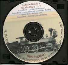 History of Railroad Building  + Bonus Books