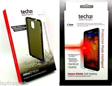 GENUINE TECH 21 D30 IMPACT MESH CASE + SCREEN PROTECTOR SAMSUNG GALAXY NOTE 3