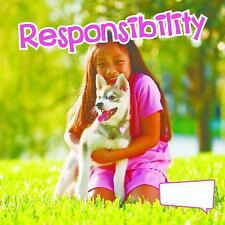 NEW - Responsibility (Little World Social Skills) by Hicks, Kelli