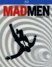 Mad Men: Season Four [3 Discs] Blu-ray Region A