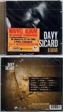"""DAVY SICARD """"Kabar"""" (CD) 2008 NEUF"""