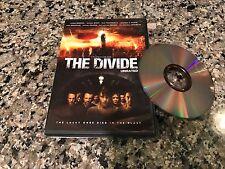 The Divide DVD! Anchor Bay 2012 Manhattan Horror! Michael Biehn!