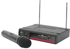 Z7V - UH1 HANDHELD MICROPHONE LAVALIER UHF WIRELESS SYSTEM 171.823