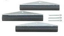 "3 Arm Replacement Stones for Engine Cylinder Hone 240 Grit 4"" long x 5/8 wide"