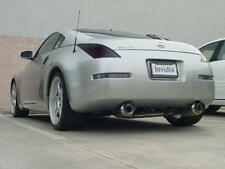 Invidia N1 101mm Dual SS Tip Catback Exhaust for 350Z 03-09 Fairlady w/Resonator
