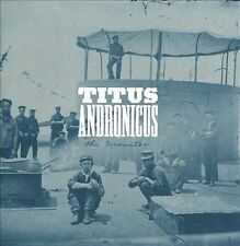 Titus Andronicus Monitor CD
