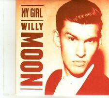 (DP423) Willy Moon, My Girl - 2013 DJ CD