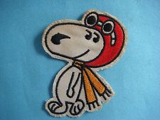 "VIETNAM WAR WH PATCH US 433rd TACTICAL FIGHTER SQUADRON "" SNOOPY DOG """