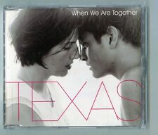 """Texas © 1999 """"when we are together"""" (Jules club together remix)"""