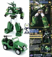 Transformers Masterpiece FansToys FT-15 Willis aka MP Hound MISB