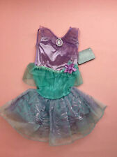 Disney Princess Little Mermaid Ariel deluxe Costume Disney Store Age 2 years