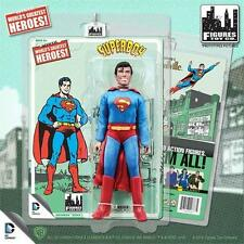 SUPERMAN RETRO 8 INCH ACTION FIGURE; SUPERBOY   SERIES 3  MOSC  NEW