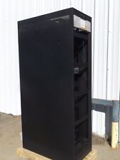 MIDDLE ATLANTIC ROLL OUT ROTATING FREE STANDING SERVER RACK 89 INCHES 43 x 24
