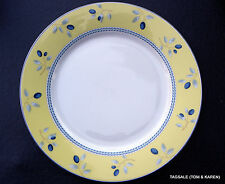 "BLUEBERRY by ROYAL DOULTON ~ 10 1/4"" DINNER PLATE  ~ MICROWAVE"