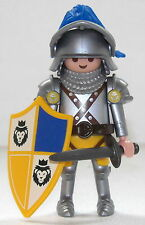 LION KNIGHTS PLAYMOBIL z Tournament castle Shield Helmet Crusader 1311