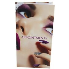 Appointment Book 3 Column Book Design. Stylish & Modern Diary for Salons/Barbers