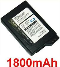Battery 1800mAh type PSP-110 For Sony PSP-1004