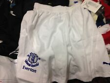 EVERTON shorts  2002/3 in size 26 or 28 inch at £5 brand new PUMA