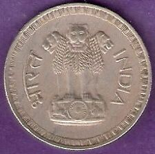 INDIA 1981 ONE (1) RUPEE 3 COINS LOT