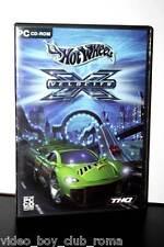 HOT WHEELS VELOCITY X GIOCO USATO OTTIMO STATO PC DVD EDIZIONE ITALIANA 32121