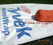 Tyvek Sheet Ultralight Tent Footprint [KIT] Fits Big Agnes Copper Spur UL2