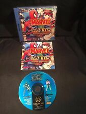 Marvel vs Capcom choque de Súper Héroes/Sega Dreamcast/Fast Free UK Post