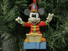 Mickey Mouse Music Conductor, Disney 'Sketchbook' Christmas Ornament