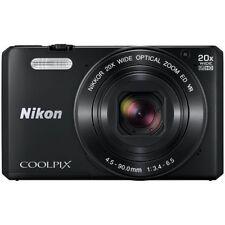 Nikon Coolpix s7000 fotocamera digitale 16.0mp - Nero