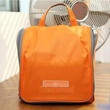 Travel Large Cosmetic Makeup Toiletry Wash Organizer Storage Hanging Bag Handbag