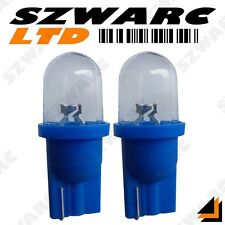 2x 501 T10 W5W 194 CAR LED ICE BLUE LIGHT XENON WEDGE SIDE LIGHT BULBS 12v UK