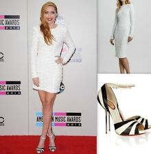 Rachel Zoe Adrienne Fitted Sequined Dress Sz 0 NWT $795 As seen on Brandi Cyrus