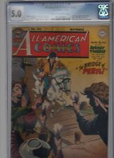 ALL AMERICAN COMICS #102 LAST ISSUE OF THE TITLE LAST GOLDEN AGE GREEN LANTERN