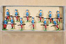 LITTLE WARS 15 WWI FRENCH 2nd LIGHT CAVALRY REGIMENT MINT BOXED nj