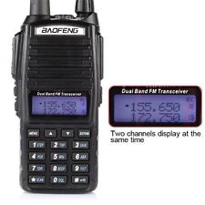 BaoFeng UV-82 Radio136-174/400-520MHz Dual Band Radio Walkie Talkie UV82 radio