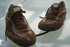 PAUL GREEN Damen Schuhe Schnürschuhe Sneaker Gr.5,5 39 wildleder braun TOP #64