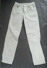 Banana Republic stone coloured khakis.  Vintage 1990s - Size US 0 (UK 6)