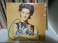 "CELINE DION ""MISLED-REAL EMOTION"" 7"" EPIC 660292 7 MADE IN HOLLAND RARO!!"