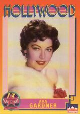 Ava Gardner, Actress, Hollywood Star, Walk of Fame Trading Card --- NOT Postcard