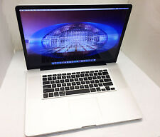 "HUGE DEAL! MacBook Pro Apple A1297 17"" 2011 2.3ghz i7 8gb UPGRADED 525gb SSD"