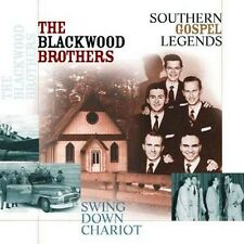 THE BLACKWOOD BROTHERS - SOUTHERN GOSPEL LEGENDS - SWING DOWN CHARIOT (NEW CD)