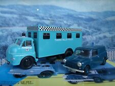 CORGI CLASSICS #08006 Bedford S Control Unit & Mini Van Thames Valley Police Set