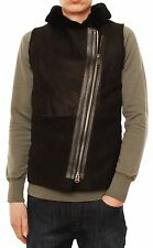 Brand New Denham men's Vest JADE GILLET Small Fall Outfir Warm Black BCF411