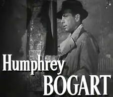 HUMPHREY BOGART RADIO SHOWS PLAYS MP3 CD LAUREN BACALL CASABLANCA MALTESE FALCON