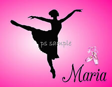 BALLERINA - Fridge Magnet - Personalized Free